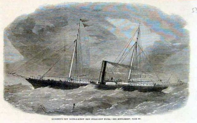 1862 flora