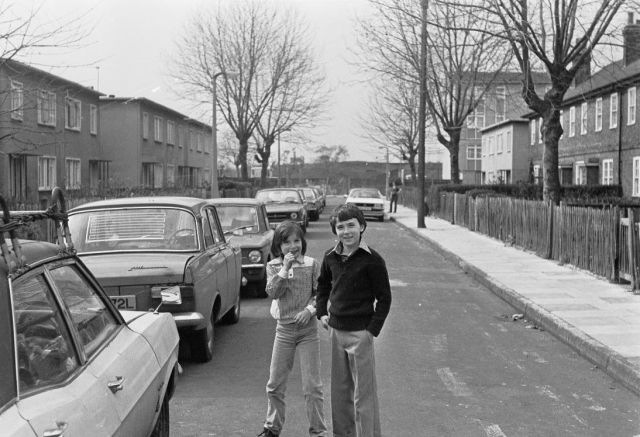 Billson St in 1977 (Photo: Mick Lemmerman)