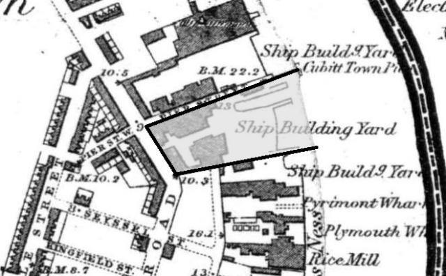 Dudgeon's Wharf