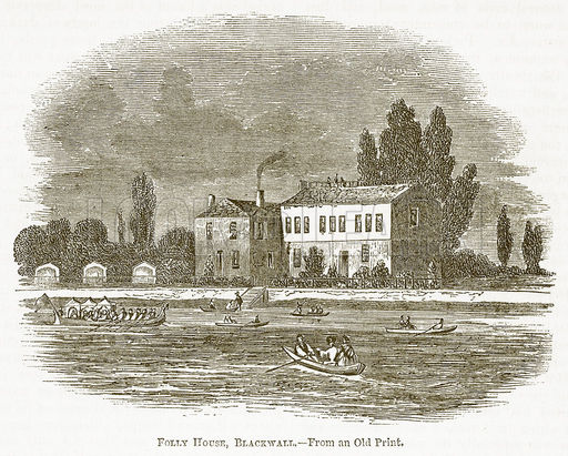 Folly House, Blackwall