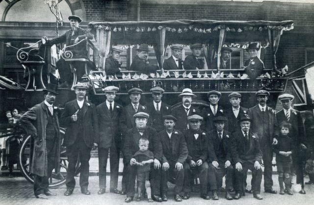Pre-1914 Dorset Arms Beano 14879173368