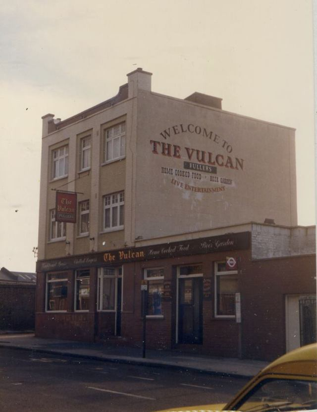 The Vulcan 17610415112