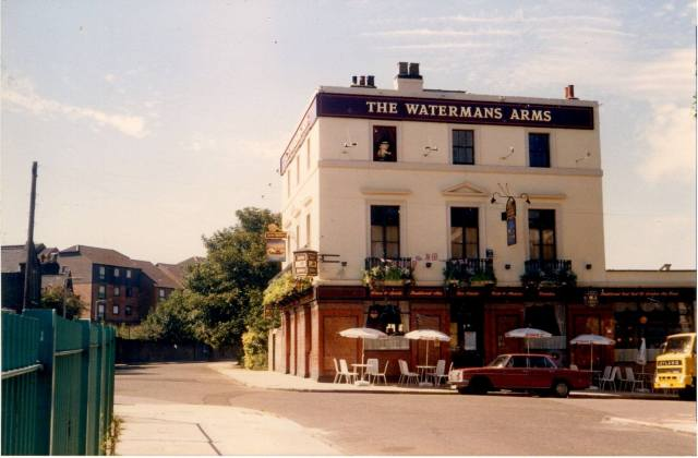 Waterman's Arms 17612800145