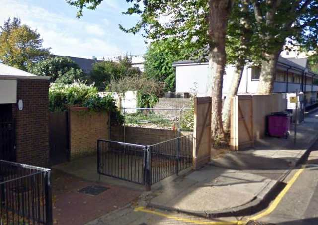 Site of St Lukes vicarage 15036204779