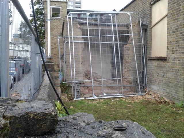 St Lukes Church Demolition, 2014 15257769387
