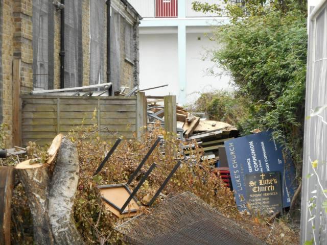 St Lukes Demolition, 2014 15230732849