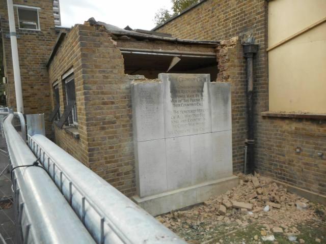 St Lukes Demolition, 2014 15394440476