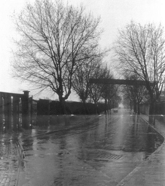 East Ferry Rd (aka Farm Rd), 1970 15040317436