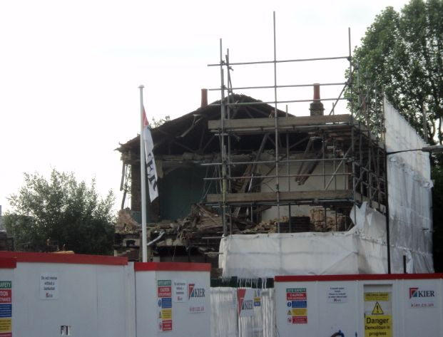 Dockland Settlement Demolition 15516216363