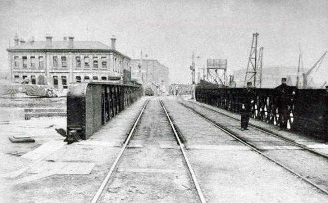 1908-millwall-docks-extension-railway 15047305026