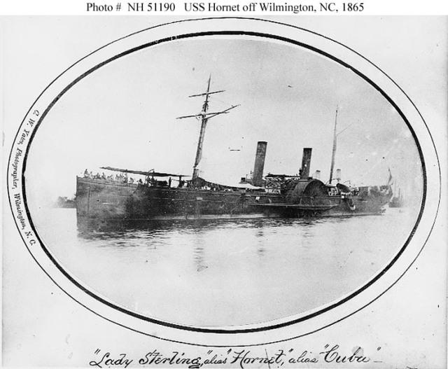 USS_Hornet_1865