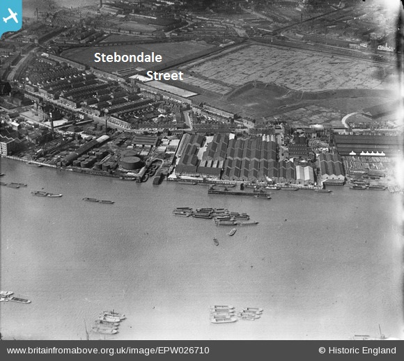 Isle of Dogs – Past Life, Past Lives | Two Hundred Years of Docks